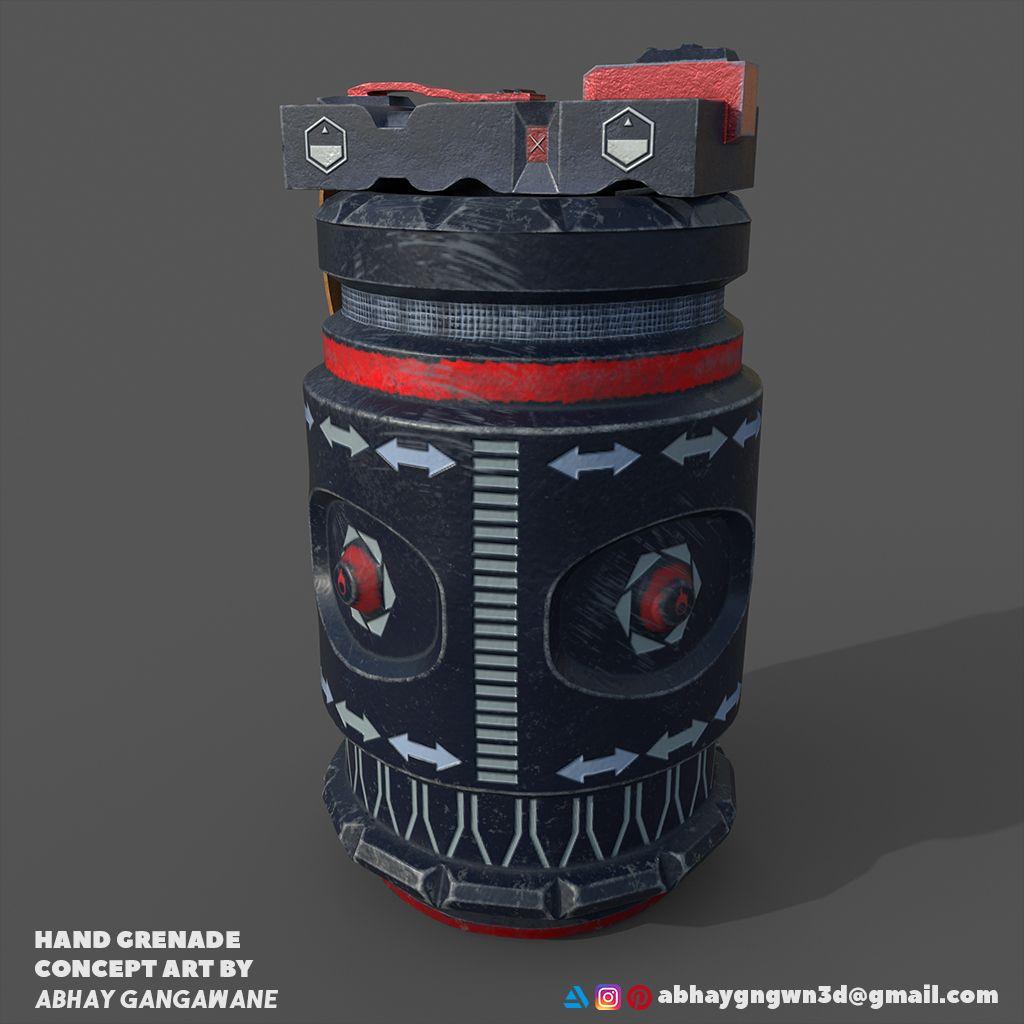 Hand Grenade Post 05 Abhaygangawane