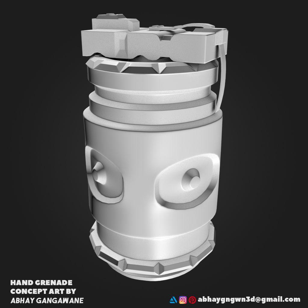 Hand Grenade Post 06 Abhaygangawane