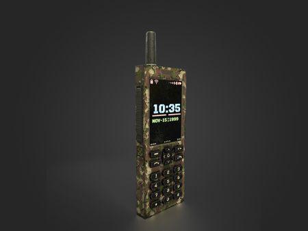 Military Radio Phone
