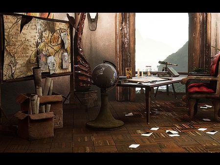 Adventurer's Room
