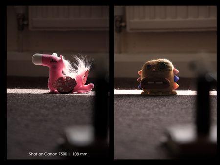 Knitted Monster VFX Lighting