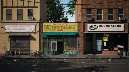 Brookylns storefront