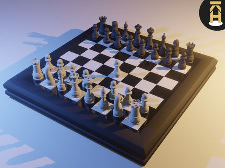 Anyone, chess?