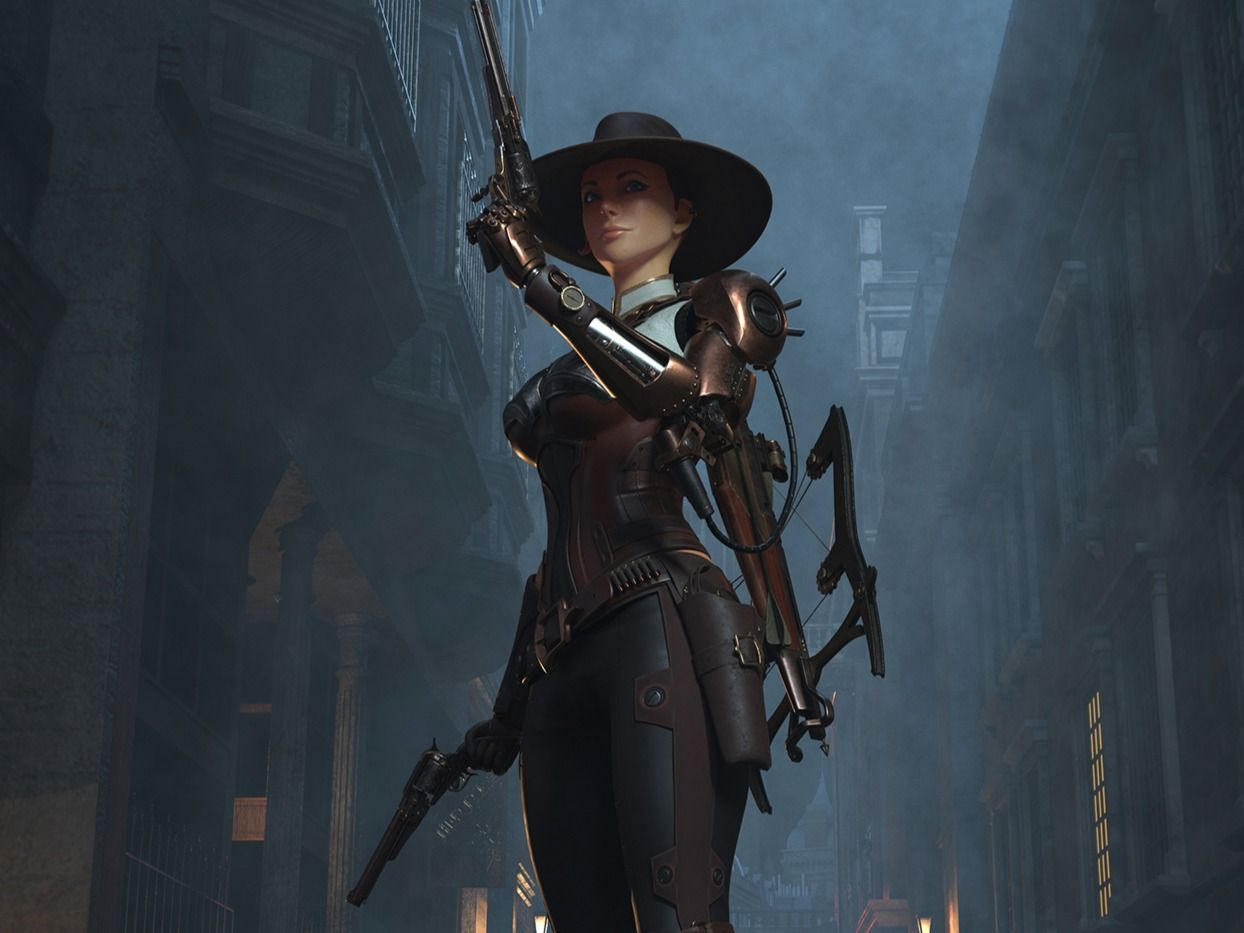 Hellwalker Huntress