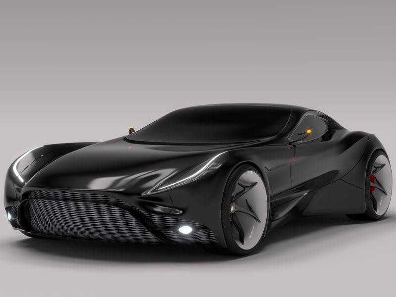 Aston Martin DB Zagato X