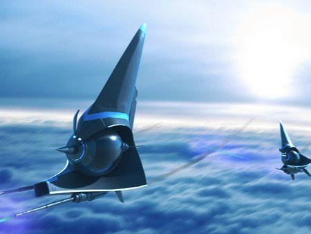 RAL Spaceship