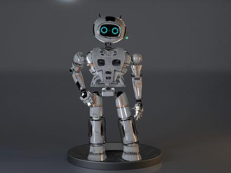 AC-AR Robot Model