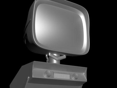 Retro Television Modelling