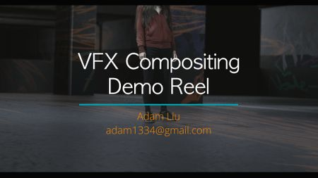 2020 VFX Compositing Demo Reel