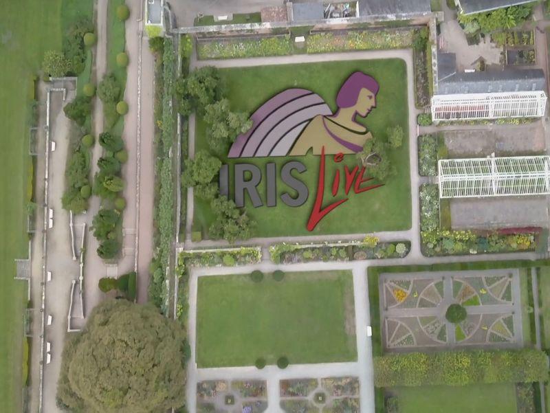 IRIS Live Ident