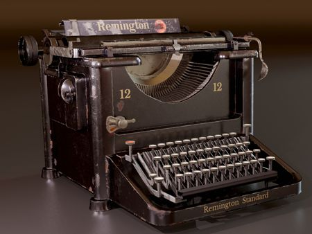 Remington Standard Typewriter