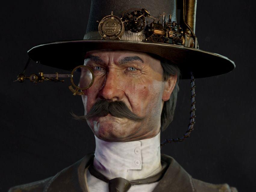 John Payne   Real-time Character