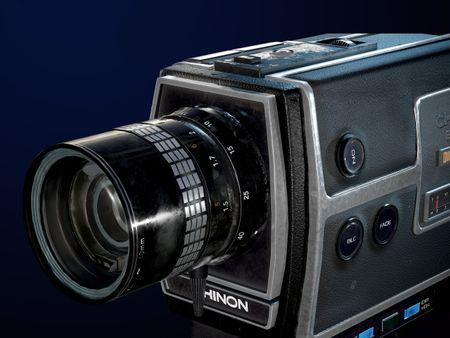 Chinon 805 S Super 8 Film Camera | Realtime Prop