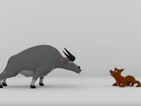 Ox & Dog - Creature Animation