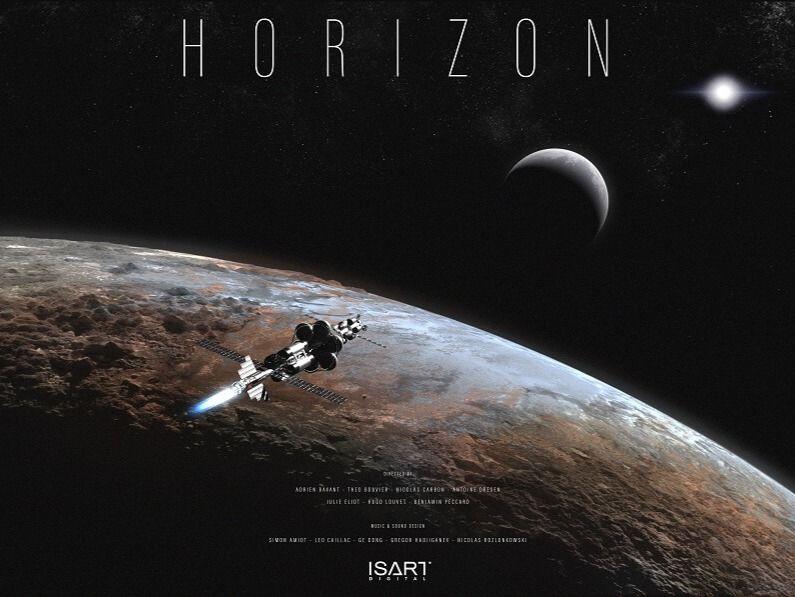 Horizon - Isart Digital 2019