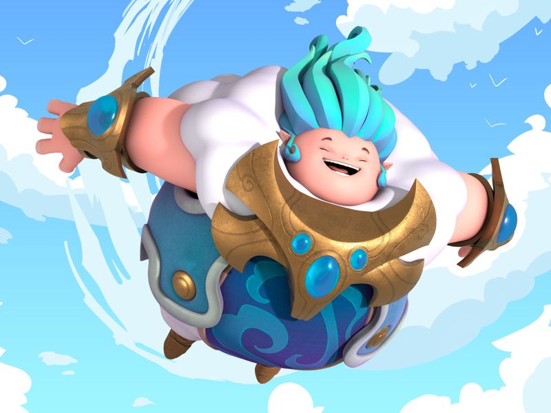 O'yun The Cloud Creator
