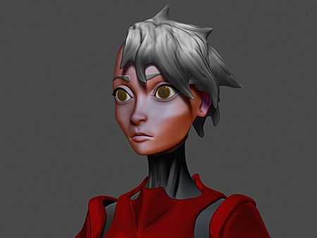 Archetype Red
