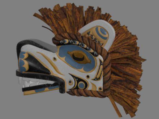 The Bear Mask