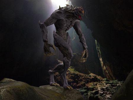 Prowler - DOOM creature
