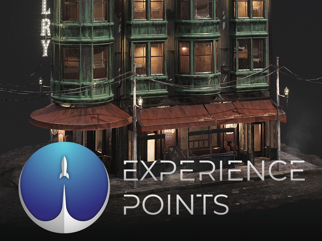 Experience Points Article - Modular Building Exercise