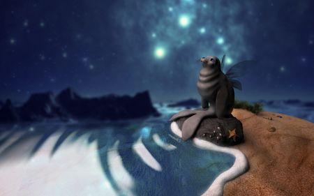 Magical Sea Lion