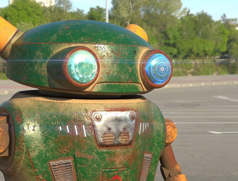 EddieRobot