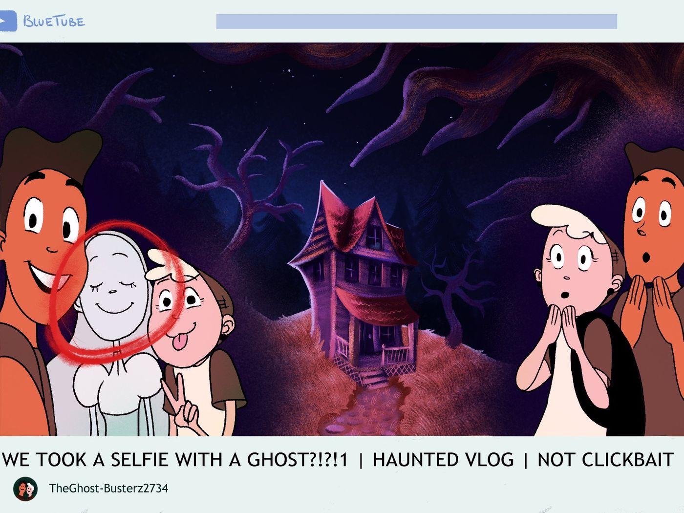 Haunted - Short Film