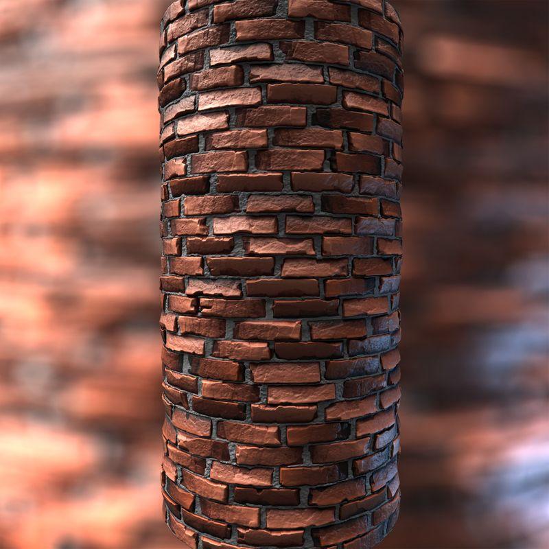 Procedural Brick