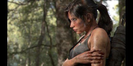 A Recreation of Lara Croft