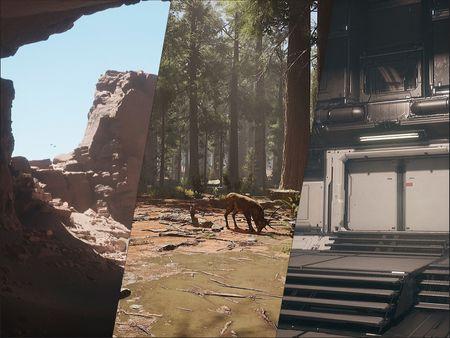 3D Environments