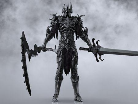 Fallen Knight: Virion the Beast