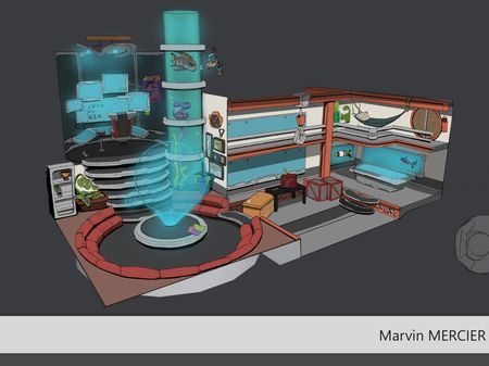 Ratchet & Clank basement