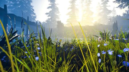 Environment Art in CRYENGINE 5.3