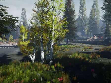 Environment Art in Unreal Engine 4 - Arms of Heaven
