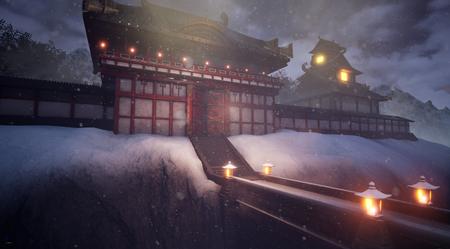 Castle Gates-Feudal Japan Challenge(2019)