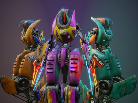 Speed Robots