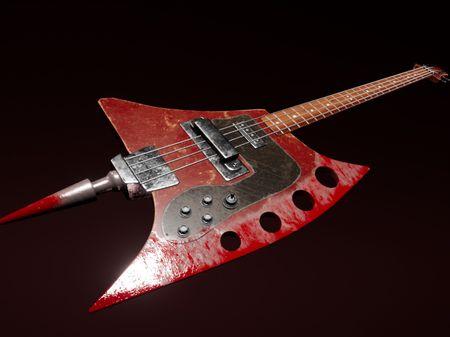 Bass Axe