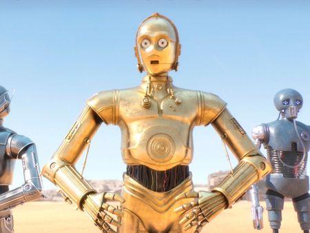 C3PO: A Star Wars story