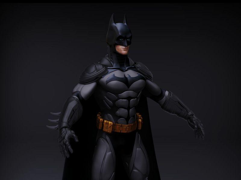 Batman fan art - Entry 01 for Rookies Awards 2020