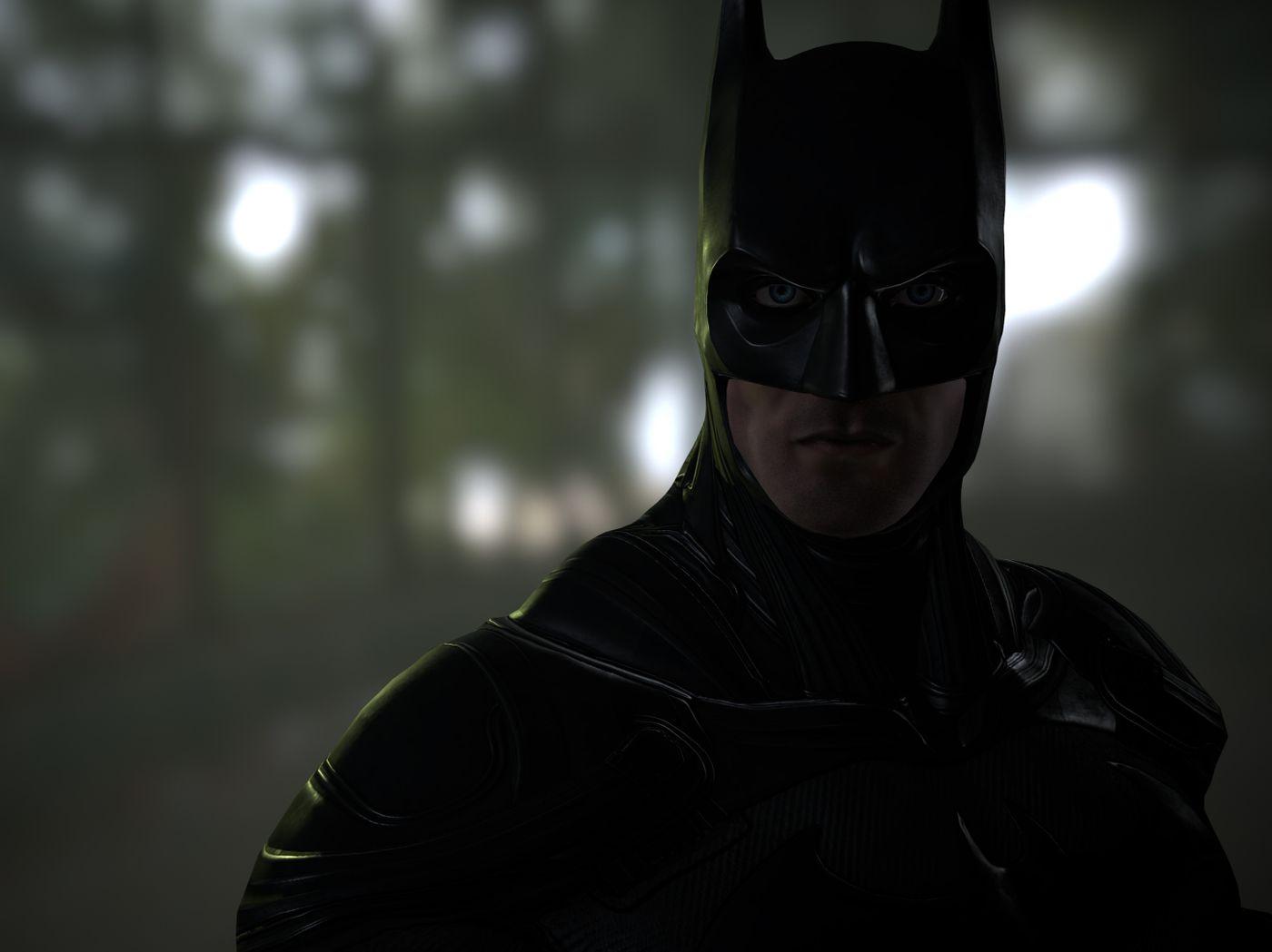 Batman - King Arthur