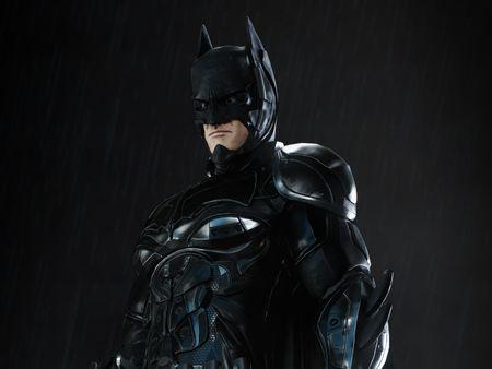 The Dark Knight 3D Fan Art