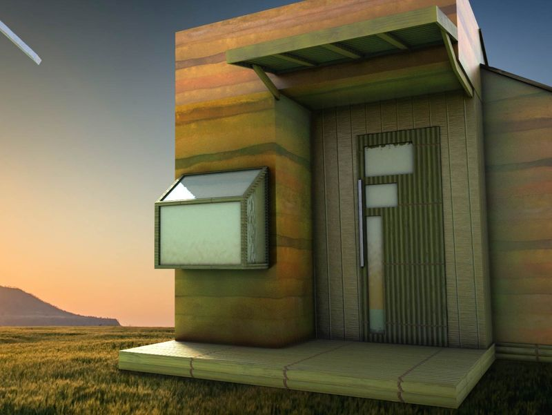 Sustainable Tiny House