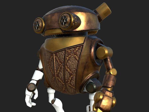 Steampunk Eddie