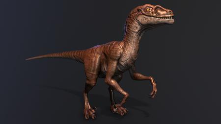 Area-F | Raptor Creature
