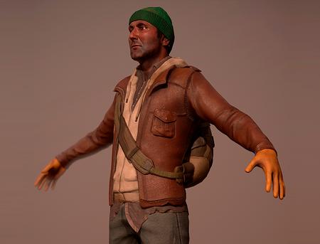Post Apocalypse Character
