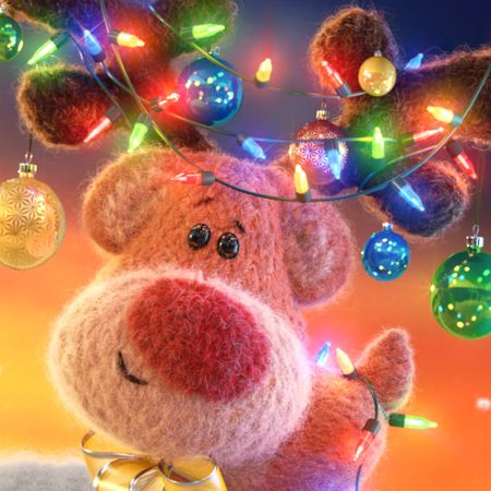 Rudolph's time.