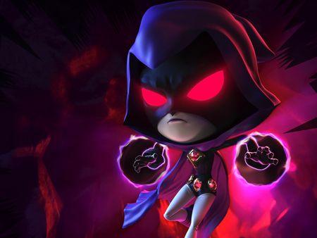 Raven. Teen Titans Go!