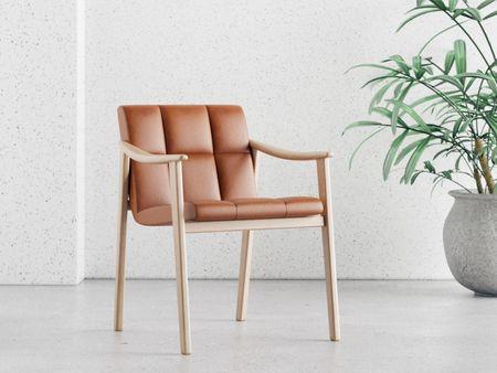 Fynn chair 3D product shots