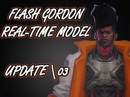 Flash Gordon Real-Time Model