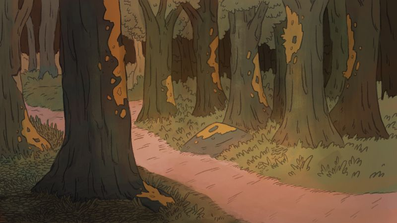 Animation/Storyboarding Background Design